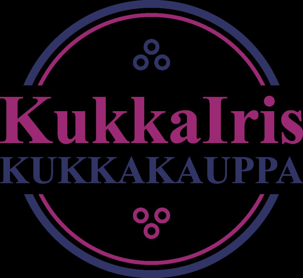 Kukkakauppa KukkaIris Oy - Logo
