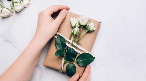 Kukkakauppa KukkaIris Oy - Lahjaksi tai itselle